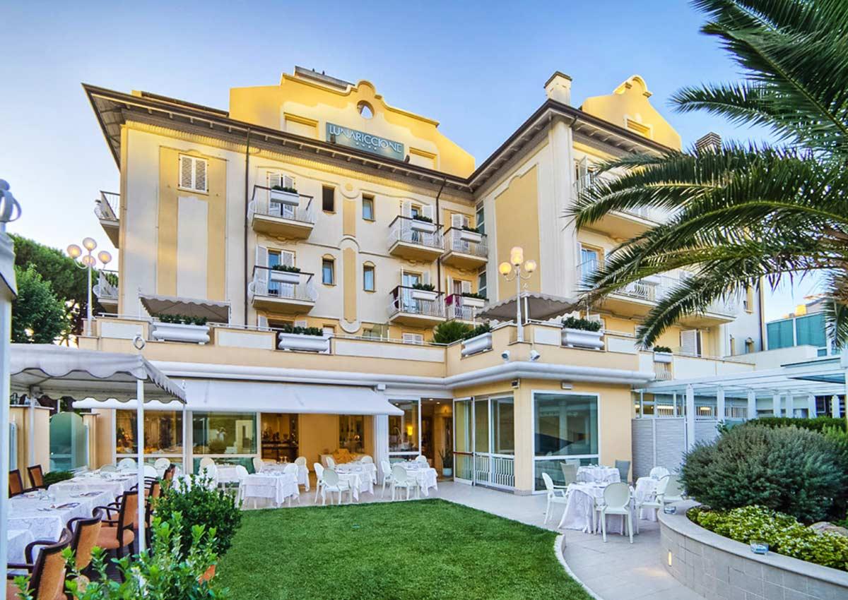 Allestimento Hotel a Riccione