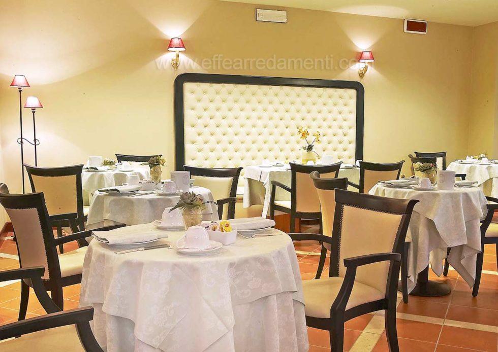 Allestimento Ristorante Per Hotel Pistoia