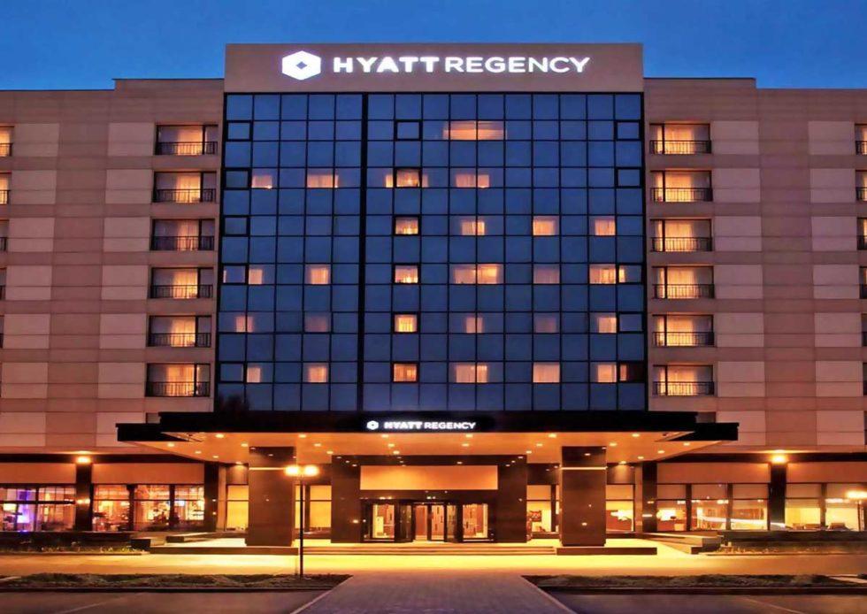 Allestimento Contract Hotel Kirghizistan