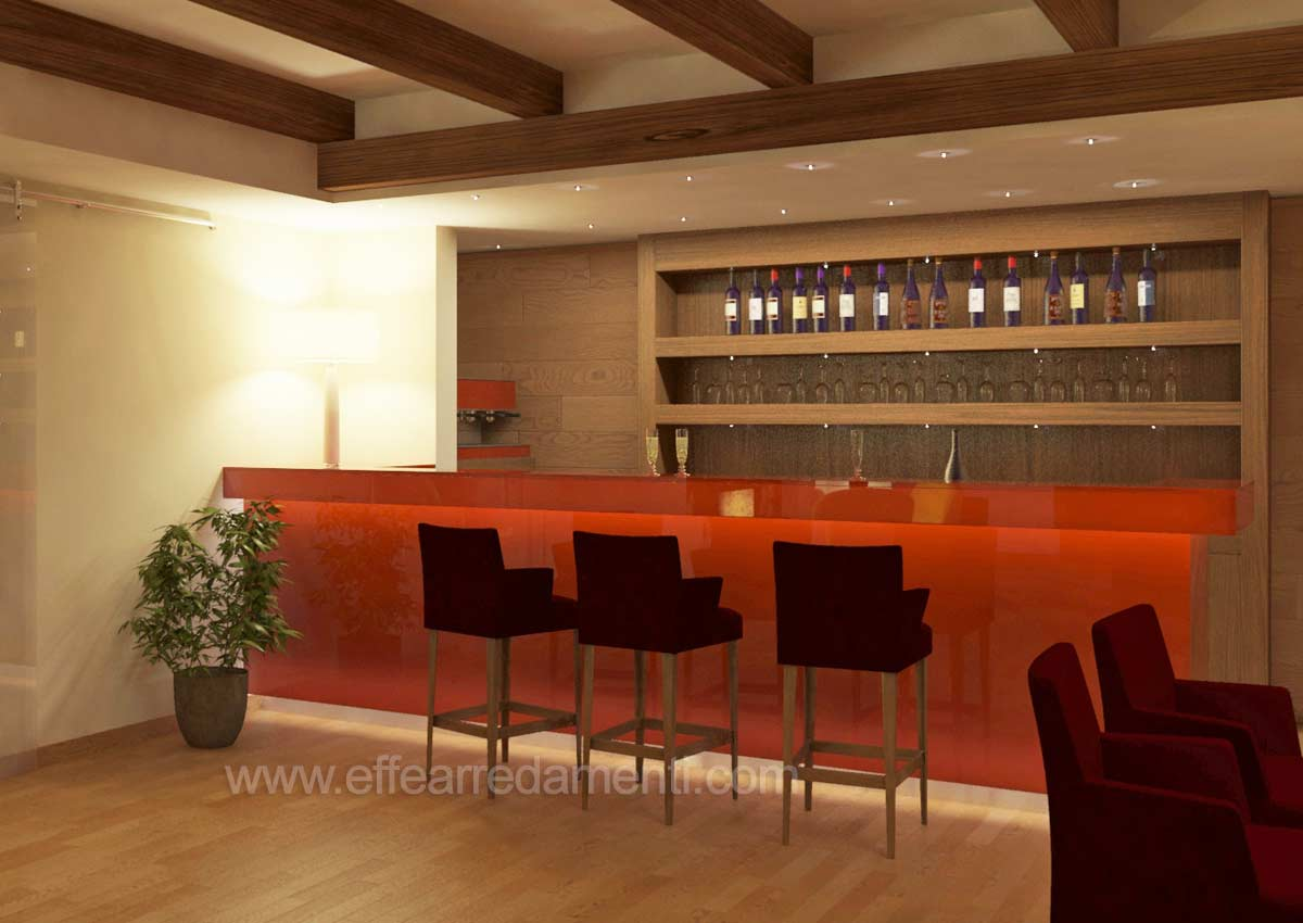 Progettazione Bar Per Hotel