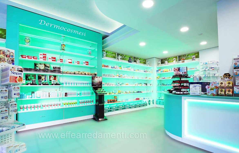 Allestimento Farmacia Terni