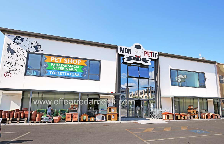 Realizzazione Negozio Pet Shop Perugia