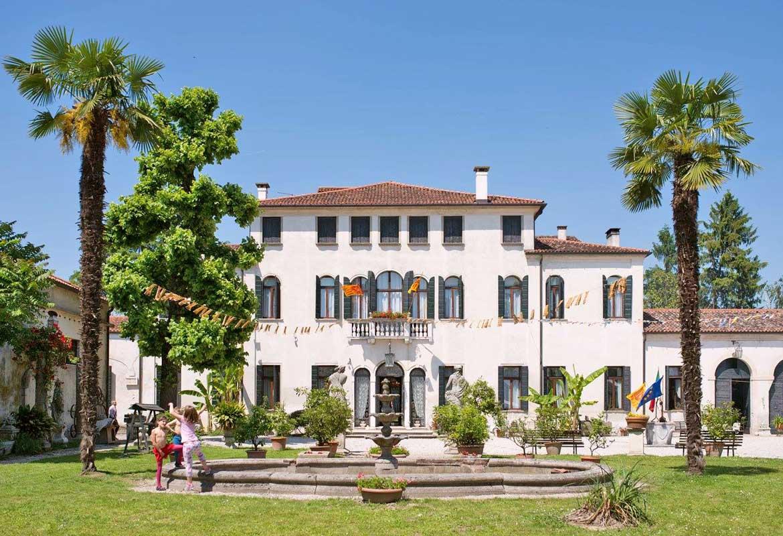 Villa Cantine Fattoretto Badoer dolo