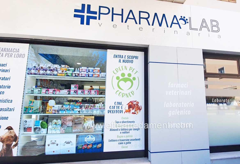 Pharmalab Allestimento Negozio San Marino