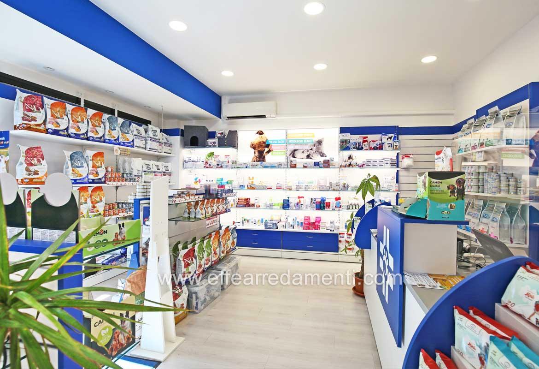 Arredamenti Negozio Farmacia Veterinaria San Marino