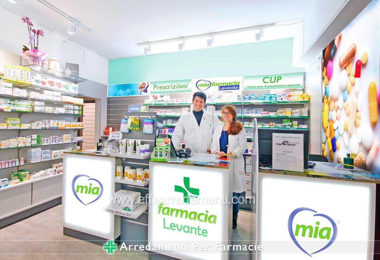 Banchi Per Farmacie - Arredo Farmacie