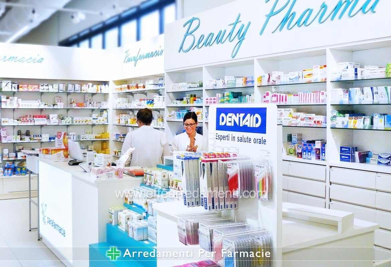 Banconi per Farmacie - Mobili Retro Banco - Cassettiere per Farmaci