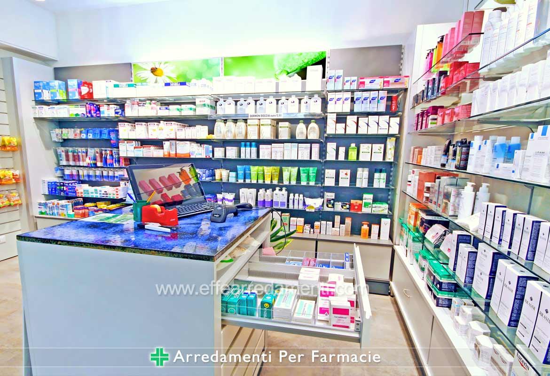 Banco Cassettiera per Farmaci Per Farmacie