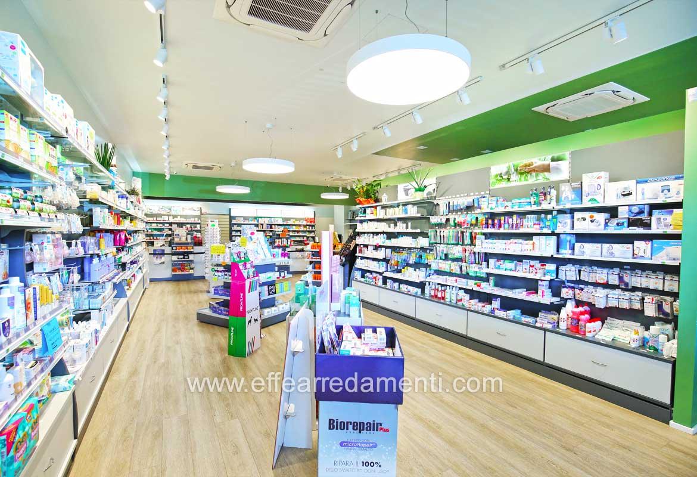 Arredamenti per Farmacia Bologna