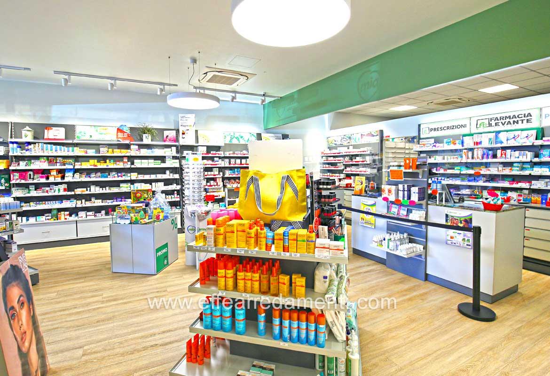 Produzione Arredamenti Farmacia Bologna